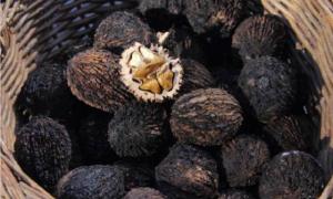 Черный орех от паразитов как принимать настойку отзывы