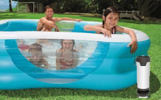 Нагреватель для бассейна