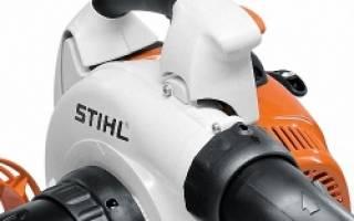 Воздуходувка stihl (штиль) обзор моделей характеристики