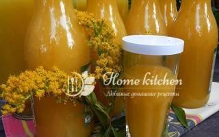 Тыквенный сок с апельсином на зиму 6 рецептов
