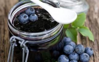 Черника в собственном соку как приготовить с сахаром и без рецепты на зиму