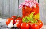 Кислосладкие помидоры на зиму без стерилизации маринованные с лимонной кислотой