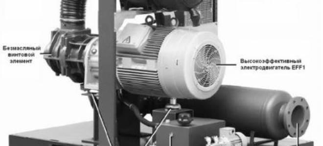 Воздуходувки промышленные