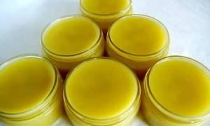 Чудомазь из пчелиного воска и желтка как приготовить рецепт применение
