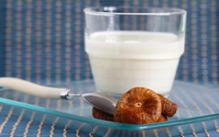 Инжир с молоком от кашля рецепт приготовления отзывы о лекарстве