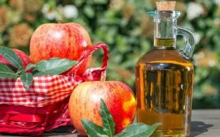 Маринованная капуста с яблочным уксусом