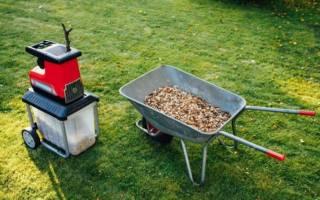 Садовый измельчитель травы и веток отзывы как выбрать