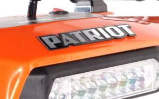Снегоуборщик patriot pro описание моделей отзывы
