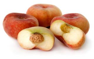 Инжирный персик описание сорта выращивание