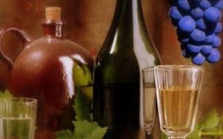 Приготовление чачи из виноградного жмыха
