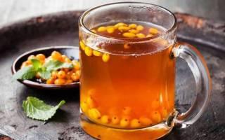 Облепиховый чай 30 рецептов