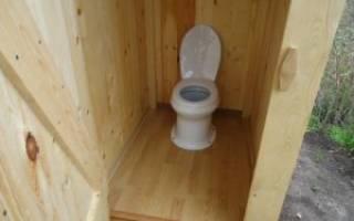 Септик для туалета на даче своими руками