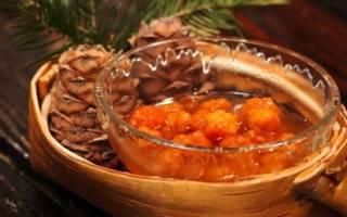 Варенье из морошки на зиму простые рецепты с медом с апельсином с клубникой в мультиварке полезные свойства