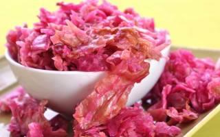 Как засолить капусту со свеклой рецепт быстрого приготовления